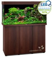 Juwel Rio 350 LED dark wood NEW