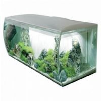 Fluval FLEX Aquarium Kit White 123 L