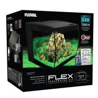 Fluval FLEX Aquarium Kit - 34 L